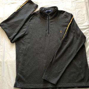 Polo Sport by Ralph Lauren Men's 1/4 Zip Pullover